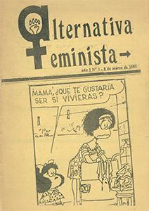 AméricaLee - Alternativa Feminista 1