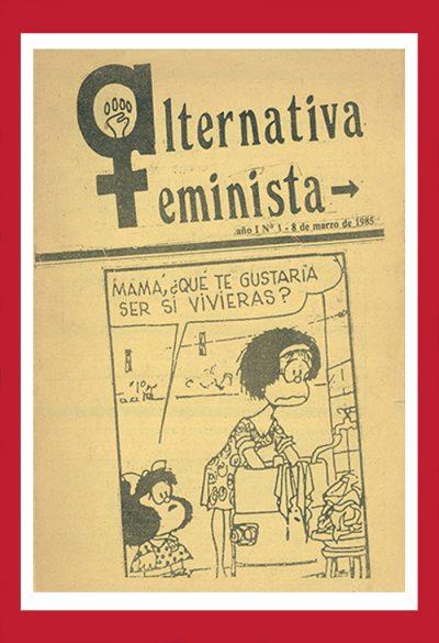 AméricaLee - Hemeroteca digital - alternativa-feminista