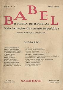 AméricaLee - Babel 1