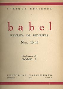AméricaLee - Babel 10-12