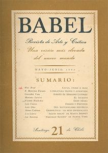 AméricaLee - Babel 21