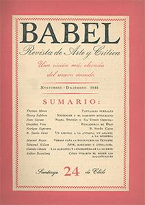 AméricaLee - Babel 24