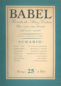 AméricaLee - Babel 25