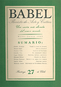 AméricaLee - Babel 27