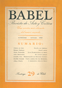 AméricaLee - Babel 29