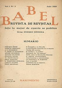 AméricaLee - Babel 3