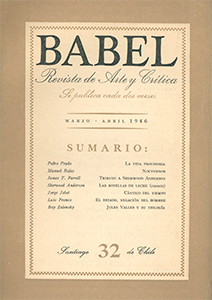 AméricaLee - Babel 32