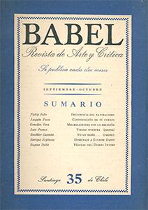 AméricaLee - Babel 35