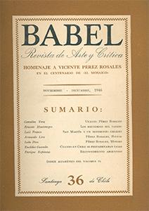 AméricaLee - Babel 36