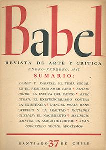 AméricaLee - Babel 37