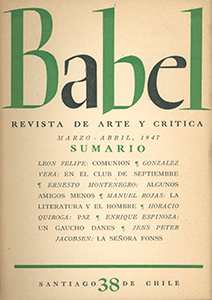 AméricaLee - Babel 38