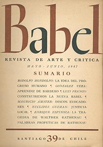 AméricaLee - Babel 39
