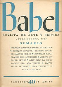 AméricaLee - Babel 40