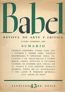AméricaLee - Babel 43