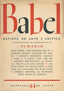 AméricaLee - Babel 44