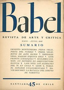 AméricaLee - Babel 45