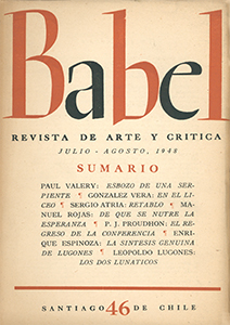 AméricaLee - Babel 46