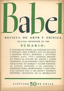 AméricaLee - Babel 50