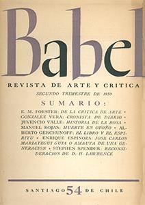 AméricaLee - Babel 54