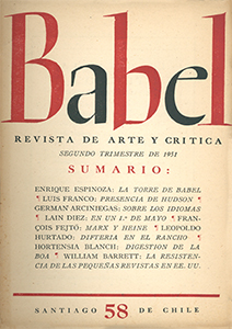 AméricaLee - Babel 58
