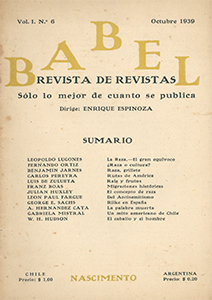 AméricaLee - Babel 6