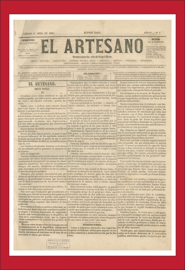 AméricaLee - El Artesano