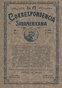 AméricaLee - Correspondencia Sudamericana 5