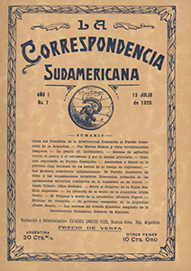 AméricaLee - Correspondencia Sudamericana 7