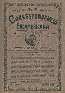 AméricaLee - Correspondencia Sudamericana 9 y 10