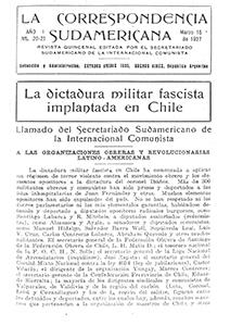 AméricaLee - Correspondencia Sudamericana 20 y 21