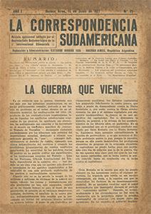 AméricaLee - Correspondencia Sudamericana 25
