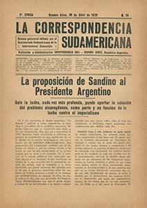 AméricaLee - Correspondencia Sudamericana 2da época 10
