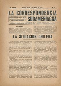 AméricaLee - Correspondencia Sudamericana 2da época 11