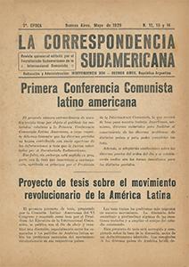 AméricaLee - Correspondencia Sudamericana 2da época 12, 13 y 14