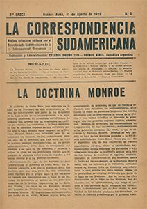 AméricaLee - Correspondencia Sudamericana 2da época 3
