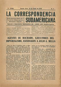 AméricaLee - Correspondencia Sudamericana 2da época 7