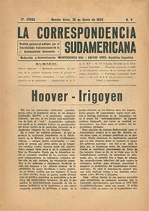 AméricaLee - Correspondencia Sudamericana 2da época 8