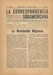 AméricaLee - Correspondencia Sudamericana 2da época 9
