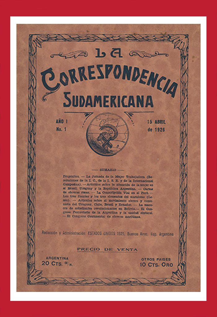 AméricaLee - Correspondencia Sudamericana