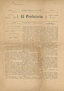 AméricaLee - El Proletario 1