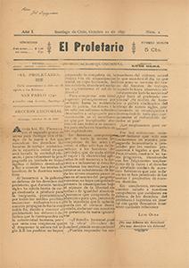 AméricaLee - El Proletario 2