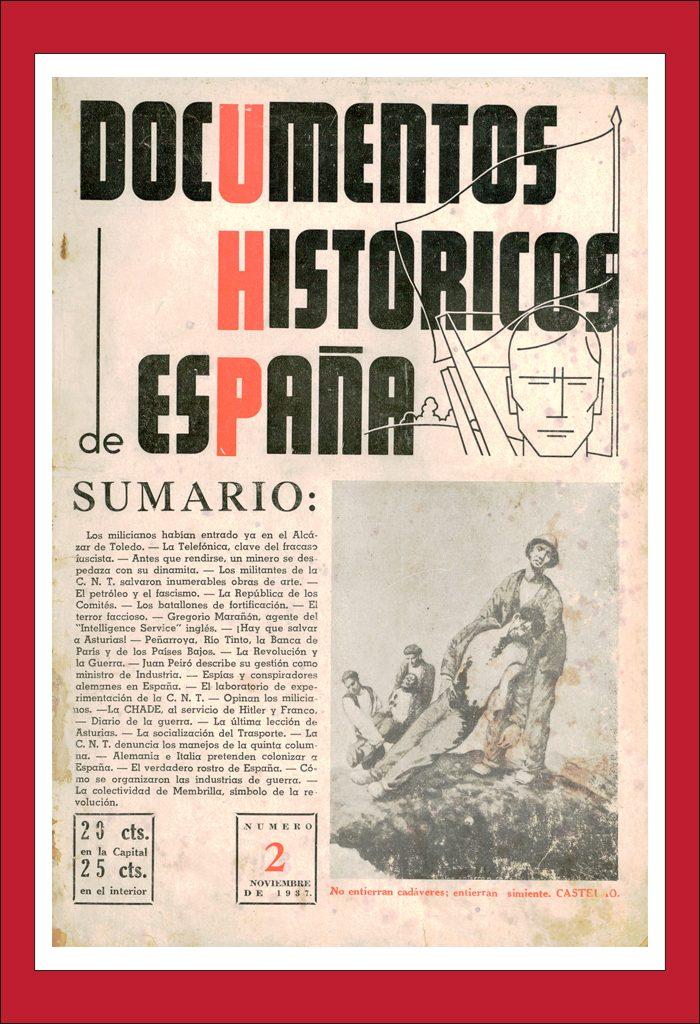 AméricaLee - Documentos Históricos de España