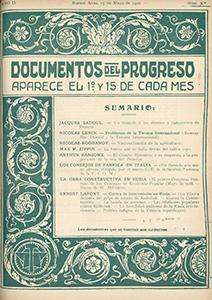 AméricaLee - Documentos del Progreso 20