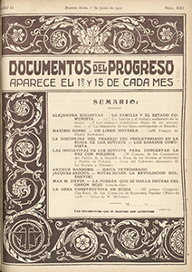 AméricaLee - Documentos del Progreso 21