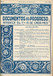 AméricaLee - Documentos del Progreso 22
