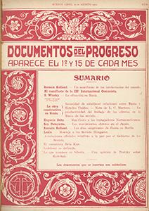 AméricaLee - Documentos del Progreso 2
