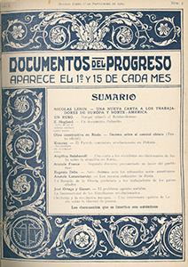 AméricaLee - Documentos del Progreso 3