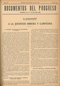 AméricaLee - Documentos del Progreso 42