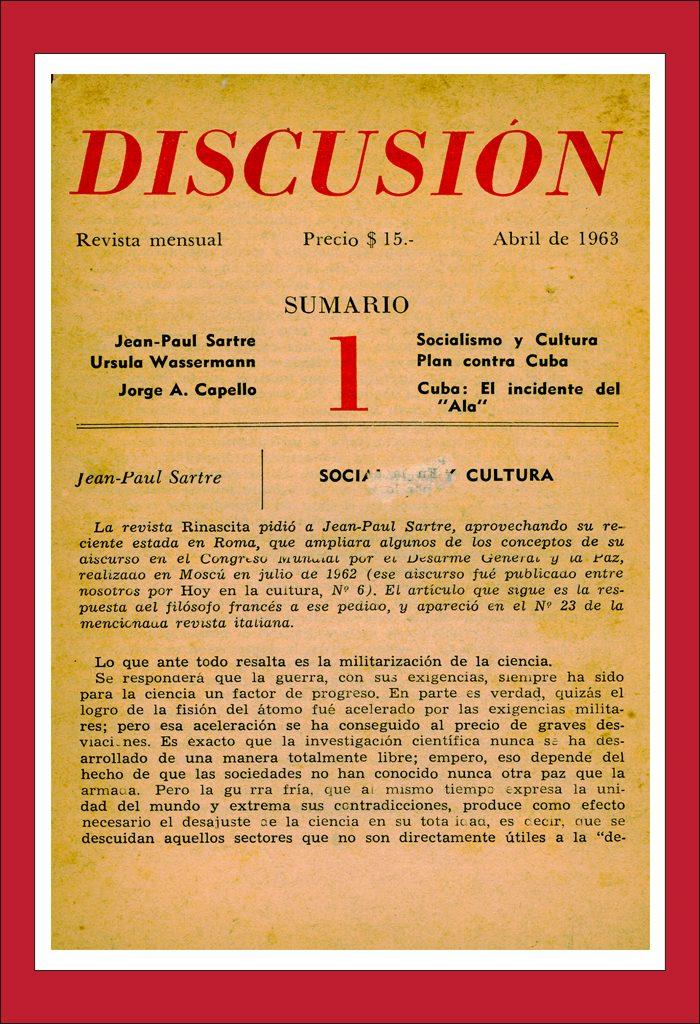 AméricaLee - Discusión