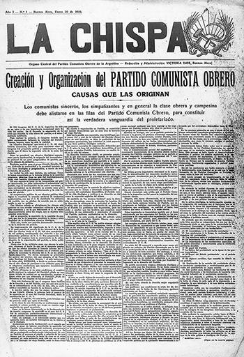 AméricaLee - La Chispa